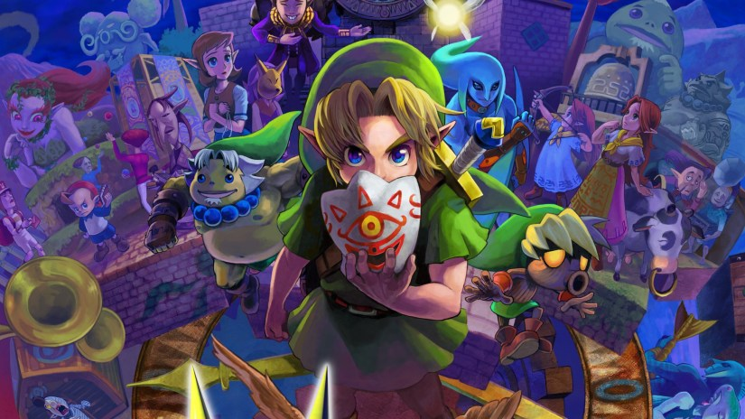 GAME REVIEW: The Legend of Zelda: Majora's Mask (Nintendo,2000)