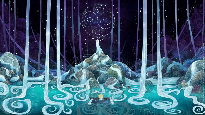 FILM REVIEW: Song of the Sea (Tomm Moore,2014)