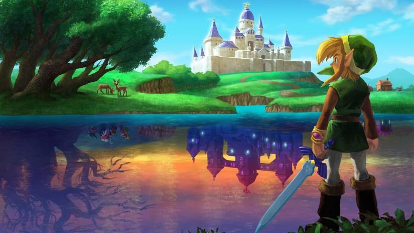 GAME REVIEW: The Legend of Zelda: A Link Between Worlds (Nintendo,2013)