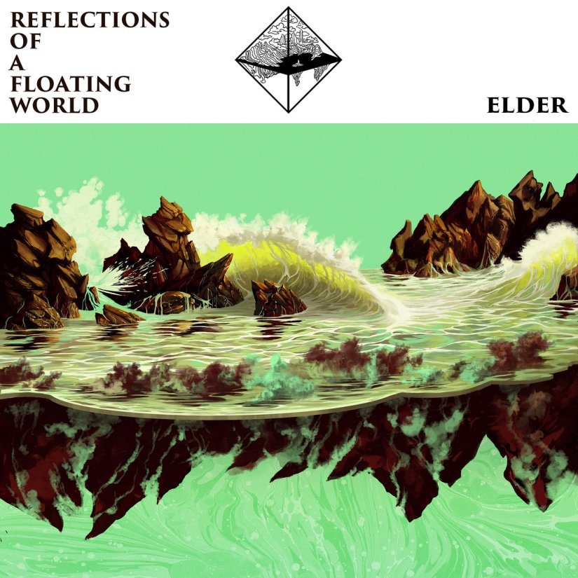 Album of the Year 2017: #8 Elder – Reflections of a FloatingWorld