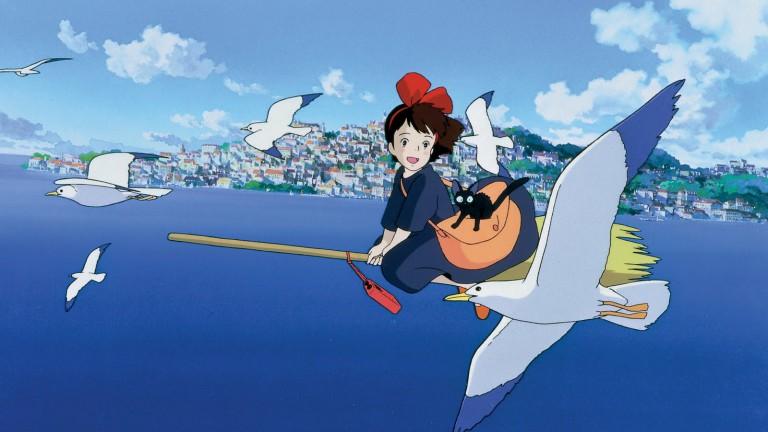 FILM REVIEW: Kiki's Delivery Service (Miyazaki,1989)