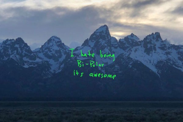 ALBUM REVIEW: Kanye West – Ye (2018)